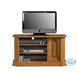 TV stolek typ C Kinga masiv - PYKA Stolky pod TV