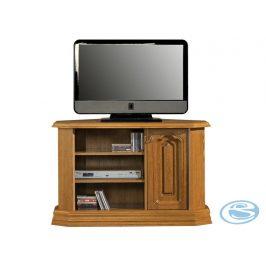 TV stolek typ F Kinga masiv - PYKA Stolky pod TV