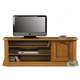TV stolek typ H Kinga masiv - PYKA Stolky pod TV