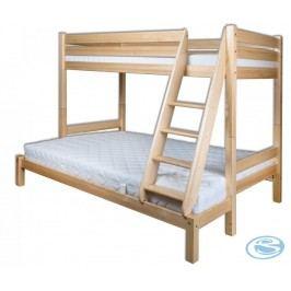Patrová postel LK155 90/140x200 - Drewmax