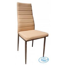 Jídelní židle H-261 lososová - FALCO