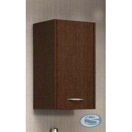 Závěsná koupelnová skříňka Nancy-wenge - FALCO
