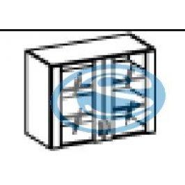 Eko horní skříňka se sklem 80GS - FALCO