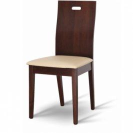 Jídelní židle Abril ořech - TempoKondela Židle do kuchyně