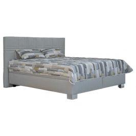 Čalouněná postel Venus Bravo 11 Silver 160x200 - BLANAŘ