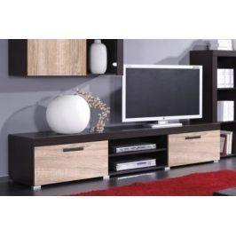 TV stolek Samba R8 milano/dub sonoma - JUREK