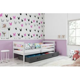 Dětská postel Eryk 90x200 bílá - BM