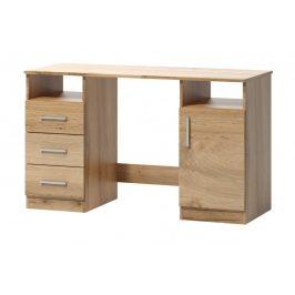 Psací stůl Arta 16 dub wotan - FALCO