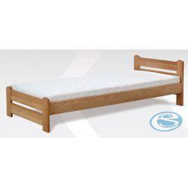 Dřevěná postel Pause 100x200 - GB