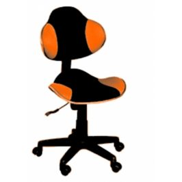 Dětská židle Flash Q-G2 oranžová - FALCO