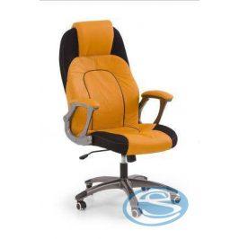 Kancelářské křeslo Viper oranžová - HALMAR