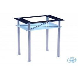 Jídelní stůl B66 60x80 černá - FALCO