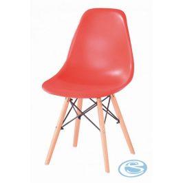 Jídelní židle Enzo P-623 červená - FALCO