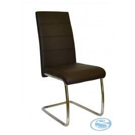 Jídelní židle Y100 hnědá - FALCO