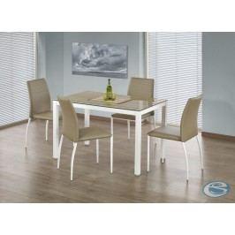 Jídelní stůl skleněný Timber - HALMAR