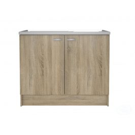 Kuchyňská dřezová skříňka Casa 45513 dub - TVI