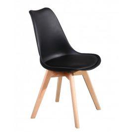 Jídelní židle PP-26 černá - FALCO