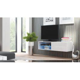 TV stolek Livo RTV-120W - HALMAR Stolky pod TV