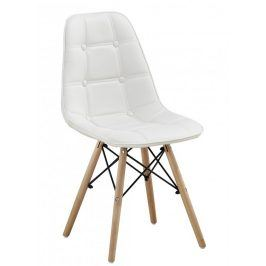 Jídelní židle Arizona bílá - FALCO