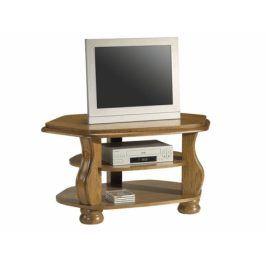 TV stolek Kala - masiv - PYKA Stolky pod TV
