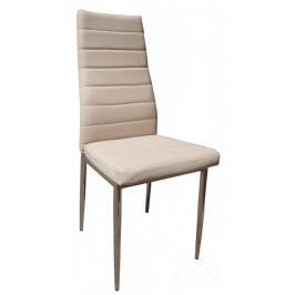 Jídelní židle F-261 vanilková - FALCO