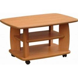 Konferenční stolek K 502 KOL 90x60 - STOLKAR