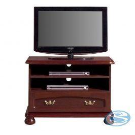 Televizní stolek Anita masiv - PYKA Stolky pod TV