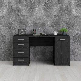 Psací stůl Function Plus 80121 černá struktura - TVI