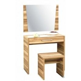 Toaletní stolek Mia javor - Mikulík