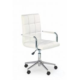 Dětská židle Gonzo 2 bílá - HALMAR