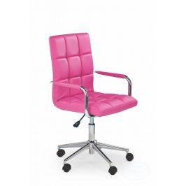 Dětská židle Gonzo 2 růžová - HALMAR