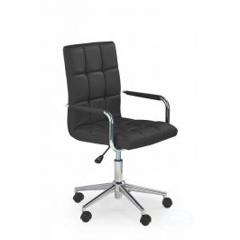 Dětská židle Gonzo 2 černá - HALMAR