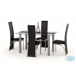 Jídelní stůl Talon černý - HALMAR