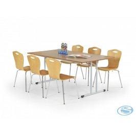 Jídelní stůl Gordon 100x180 - HALMAR