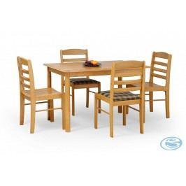 Jídelní stůl Calvin olše - HALMAR
