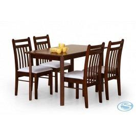 Jídelní stůl Calvin antická třešeň - HALMAR