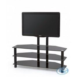 TV stolek RTV-20 černý - HALMAR