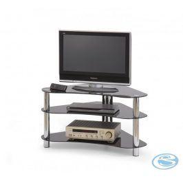 TV stolek RTV-13 černý - HALMAR Stolky pod TV