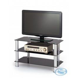 TV stolek RTV-21 černý - HALMAR Stolky pod TV