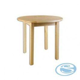 Jídelní stůl ST105-pr.90 cm - Drewmax Jídelní stoly