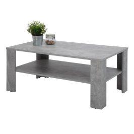 Luca, šedý beton