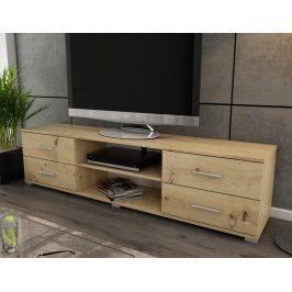 Oskar TV, dub artisan, šířka 180 cm