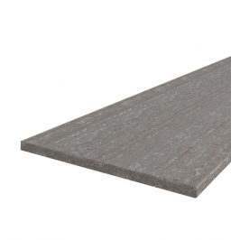 APL 180 cm, tmavě šedý travertin