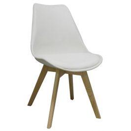 Larsson, bílá Židle do kuchyně