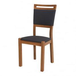 Židle Arosa D09-TXK_AROSA/2 Black Red White