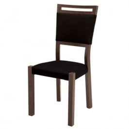 Židle Alhambra D09-TXK_ALHAMBRA Black Red White Židle do kuchyně