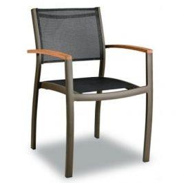 Garden Project Designová zahradní židle Clar, textilie