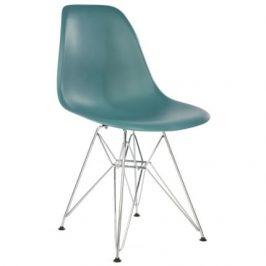 Culty Plastová židle DSR v provedení ocean Židle do kuchyně