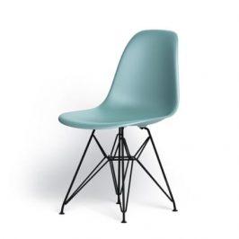 Culty Plastová židle DSR v provedení ocean