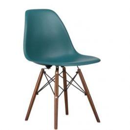 Culty Plastová židle DSW v provedení ocean